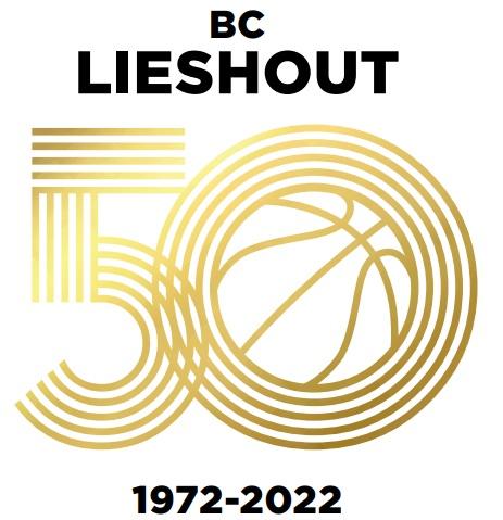 BC Lieshout 50 jaar logo