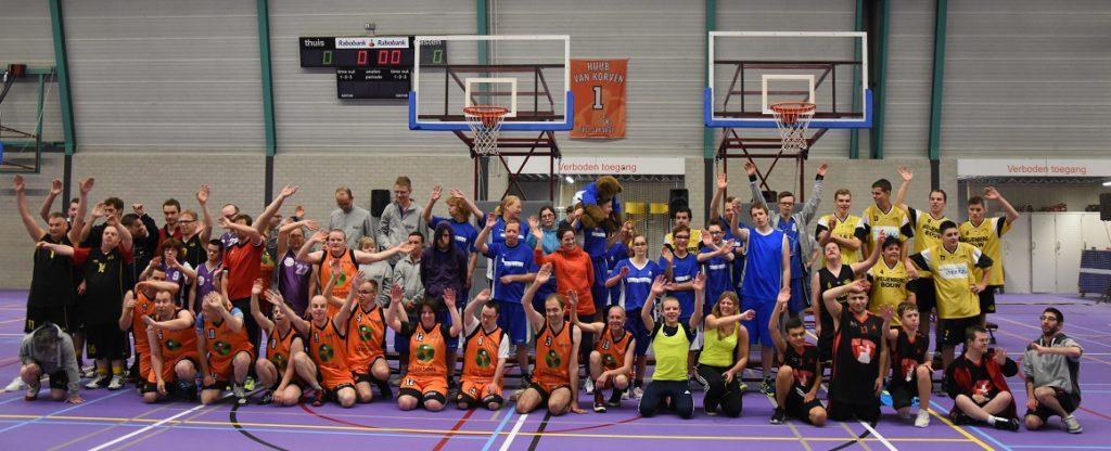 Laarbeeks G-Basketball Toernooi
